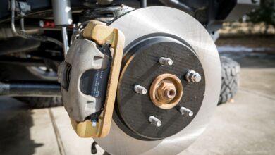 Photo of 5 Best Brake Pads For Jeep Wrangler JK