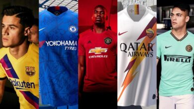 Photo of 25 Best Football Jerseys of 2019/2020