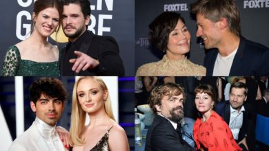 Photo of 5 Game of Thrones Characters and Their Real-Life Partners