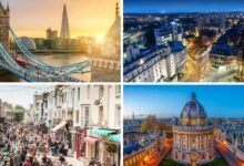Photo of 6 Best Places to Live and Work in the UK in 2020