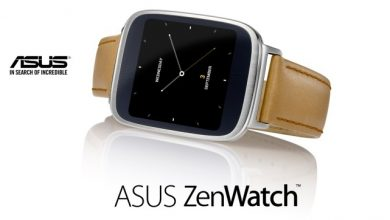 Photo of Asus ZenWatch powered by Android Wear announced