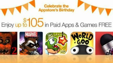 Photo of Amazon offers worth $105 free apps and games for Appstore's Birthday Celebration
