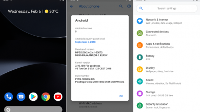 Photo of How to Update OnePlus 2 with Android 9.0 Pie Using Pixel Experience ROM