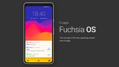 Android Apps in Google Fuchsia
