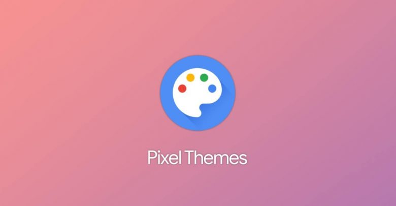 Android Q Pixel Themes App