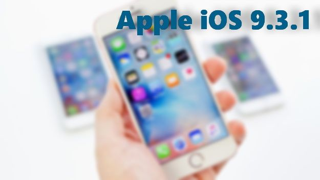 Photo of Download iOS 9.3.1 Update (Direct IPSW Links) for all iOS devices