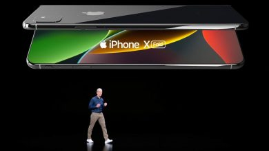 Photo of Apple iPhone X Fold – A Foldable iPhone Very Similar to Huawei Mate X and Galaxy Fold