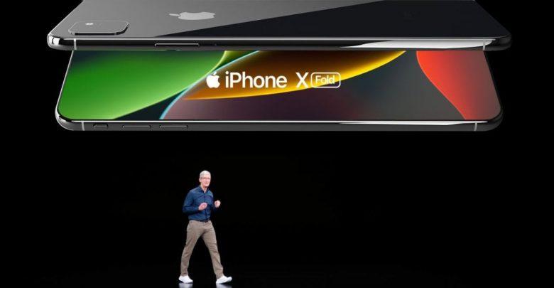 Apple iPhone X Fold