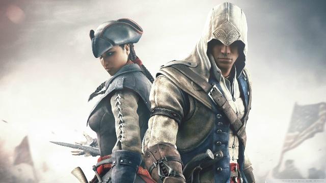 Assassin's Creed III Liberation HD