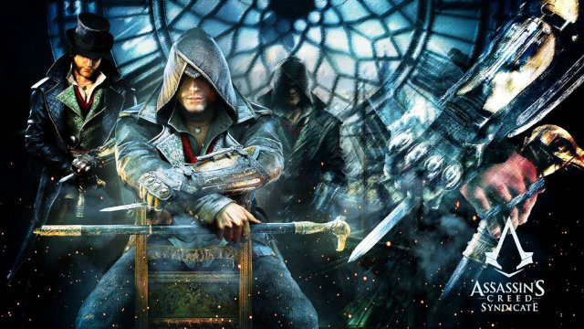 AC Syndicate PS4 Save