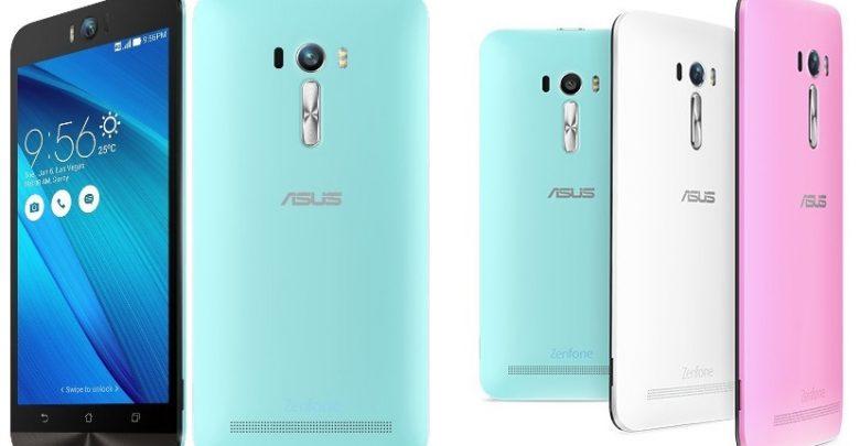 Asus Zenfone Selfie Photo