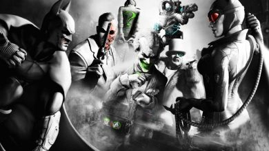 Batman Arkham Origins Saves