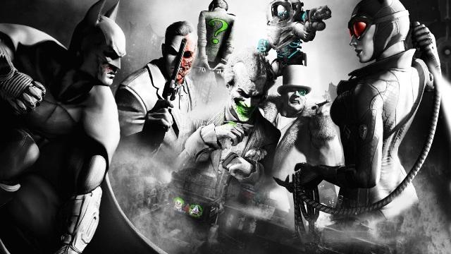Batman Arkham Origins Saves
