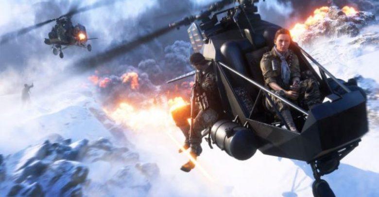 Battlefield 5 Firestorm Map