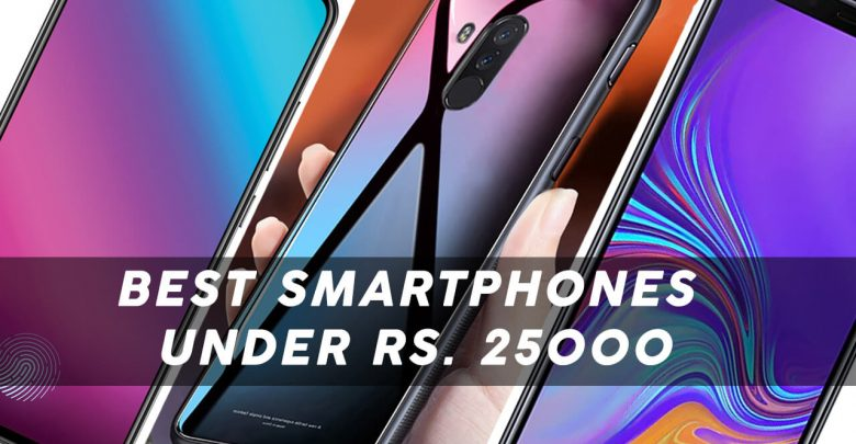Best Mobile Phones Under Rs 25000