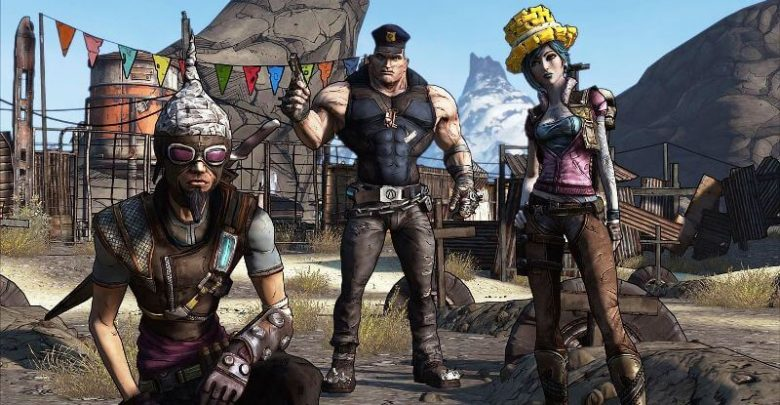 Borderlands GOTY Trainer