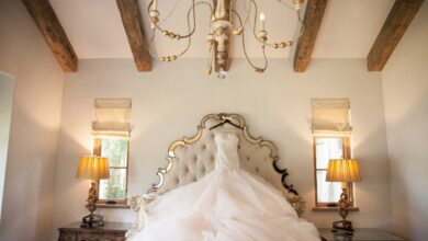 Photo of 3 Creative Ways to Repurpose a Wedding Dress