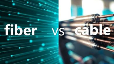 Photo of Cable vs Fiber: What's The Final Verdict?