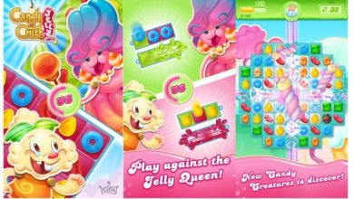 Photo of Candy Crush Jelly Saga for Windows 10 download