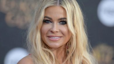Photo of Carmen Electra Celebrates Her Birthday With a Few Racy Throwback Photos
