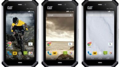 Photo of Cat S50 Rugged Kitkat smartphone revealed at IFA 2014
