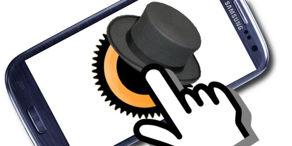 ClockWorkMod CWM Touch Recovery