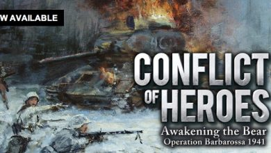 Conflict of Heroes: Awakening the Bear