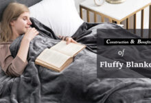 Photo of Construction & Benefits of Fluffy Blankets