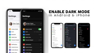 Photo of Here Is How You Can Enable Dark Mode On Your Smartphone