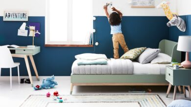 Photo of 6 Tips to Design Your Children's Room in 2020
