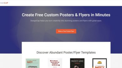 Photo of DesignCap Review: An Effective Assistant to Help You Create Professional Posters Online