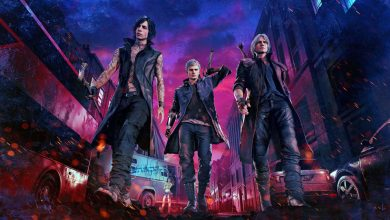 Devil May Cry 5 Save File