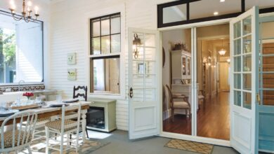 Photo of Home Decoration: The Style of the Door and Windows Defines Your Decoration