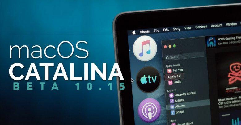 Download macOS Catalina 10.15 Beta