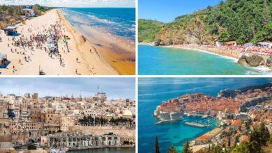 Photo of Europe's Best Beach Destinations in 2020