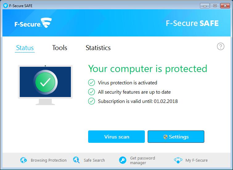 F- Secure Safe