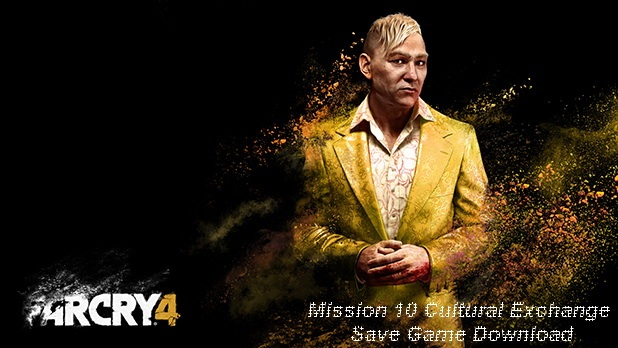 Photo of Far Cry 4 Mission 10 Cultural Exchange Save Game