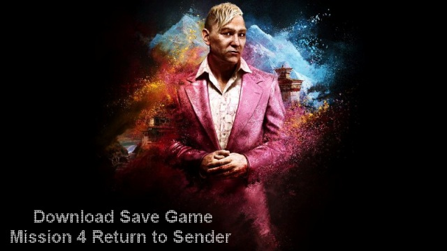 Photo of Far Cry 4 Mission 4 Return to Sender Save Game