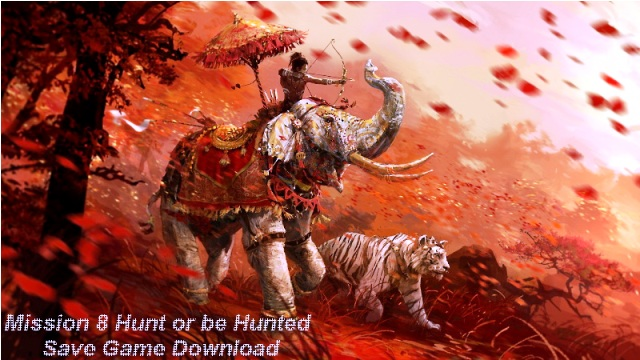 Photo of Far Cry 4 Mission 8 Hunt or be Hunted Save Game