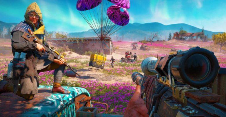 Far Cry New Dawn PS4 Saves