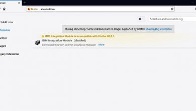 Firefox Add-on Compatibility Check