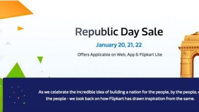 Photo of Flipkart and Amazon Announces Republic Day sale and Great Indian Sale, starts tomorrow 20th Jan