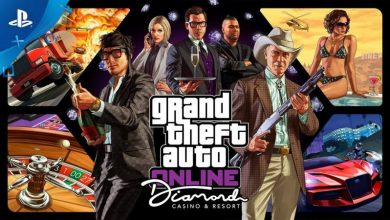 GTA Online Diamond Casino DLC
