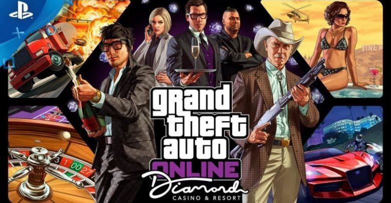 GTA Online Diamond Casino DLC