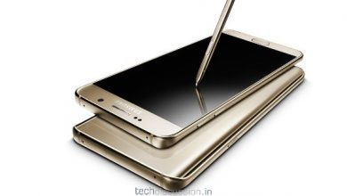 Photo of Samsung Launched Galaxy Note 5 in India starting at Rs. 53900