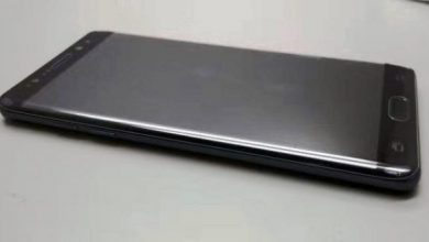 Photo of Samsung Galaxy Note7 surfaces Live Images
