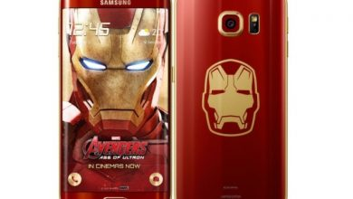 Photo of Samsung Galaxy S6 edge Iron Man Edition now available