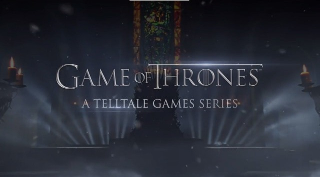 Game of Thrones A Telltale Game