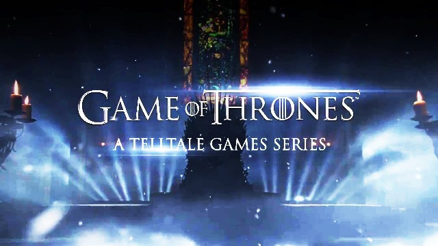 Game of Thrones A telltale Game Saves