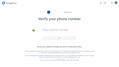 Photo of Google Duo for Web Now Available: Video Call from PC Browser